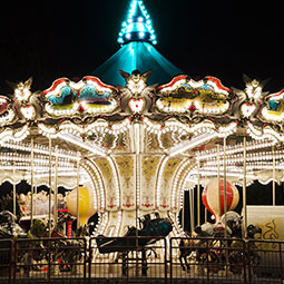 Parcs d'attractions et de loisirs à Paris