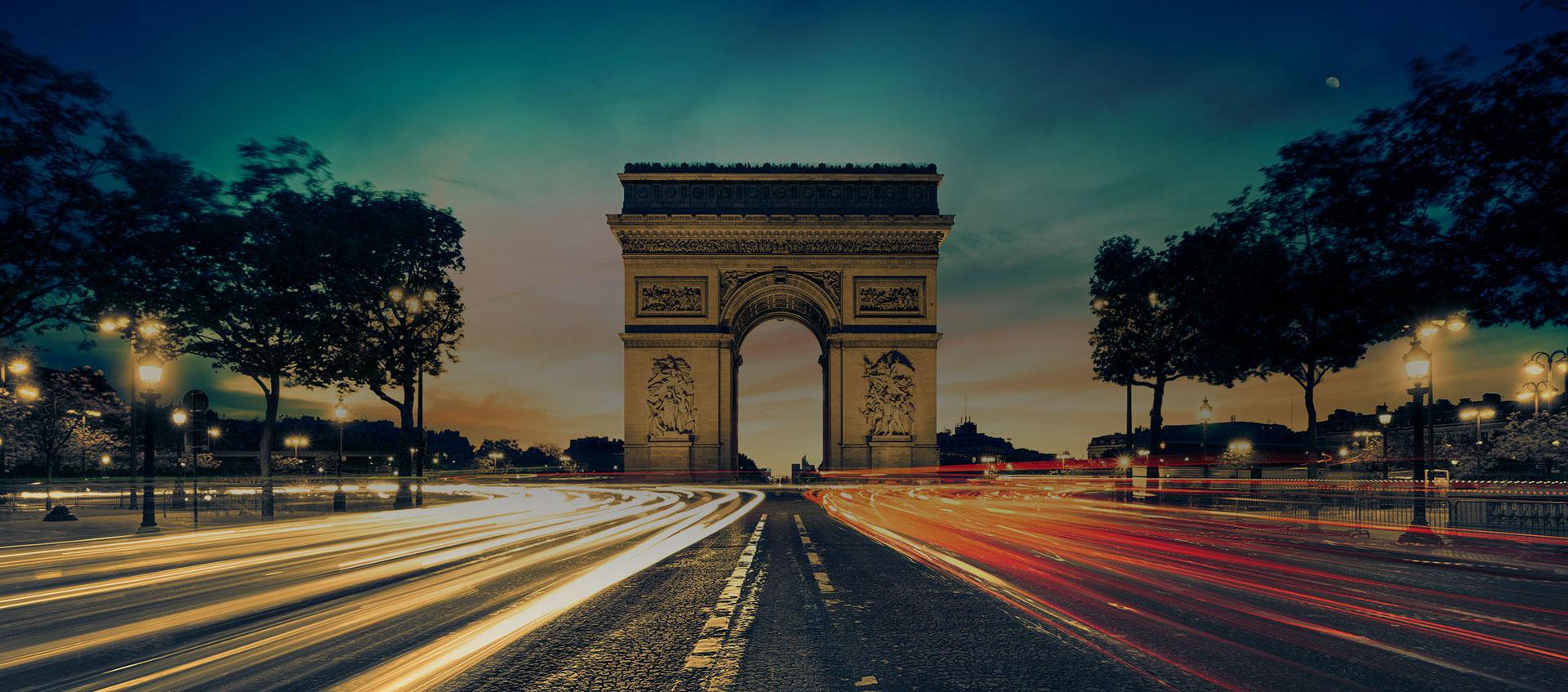 la capitale de la France