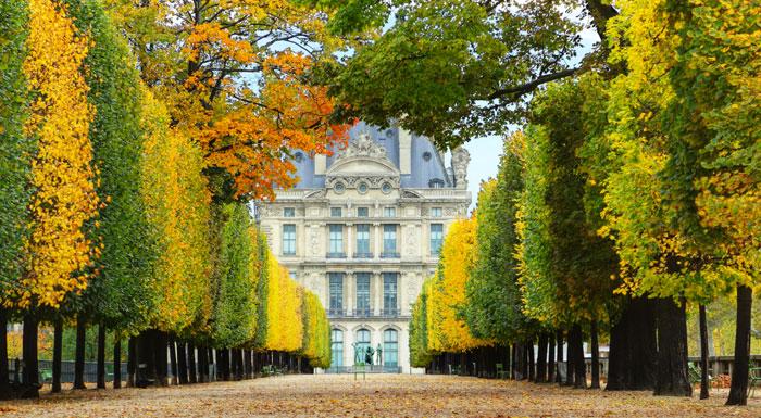 Paris la ville de la Nature