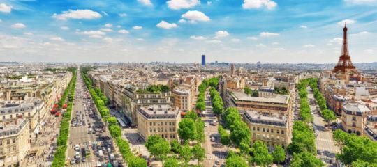 Endroits à visiter à Paris